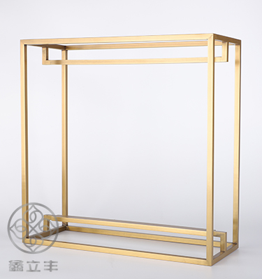 stainless steel belt bag stand 1